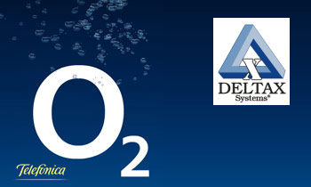logo O2 Business Solutions Deltax Systems